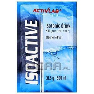 Activlab Isoactive darmowa próbka do zamówienia za 50zł 1 sasz. 1/1