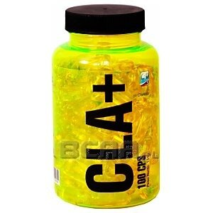 4+ Nutrition CLA+ 100kaps. 1/1