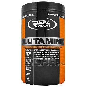 Real Pharm Glutamine 500g 1/1