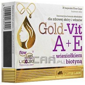 Olimp Gold-Vit A + E 30kaps. 1/3