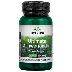 Swanson Ultimate Ashwagandha 250mg 60kaps. 1/2