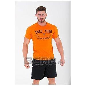 Trec Wear T-shirt CoolTrec 008 Orange 1/4