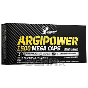 Olimp Argi Power 1500 120kaps. 1/1