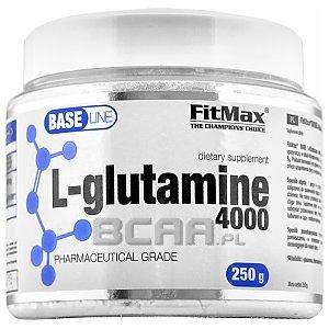 Fitmax L-Glutamine Base 4000 250g [promocja] 1/1