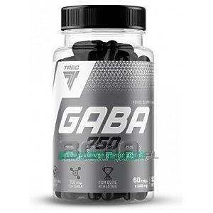 Trec GABA 750 60kaps. 1/1