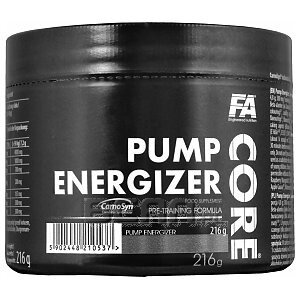 Fitness Authority Pump Core Energizer 216g [promocja] 1/1