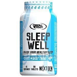 Real Pharm Sleep Well 90tab. 1/1