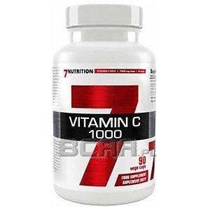 7Nutrition Vitamin C 1000 90kaps. 1/1