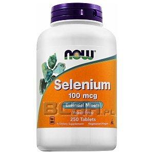 Now Foods Selenium 100mcg 250tab. 1/2