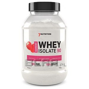 7Nutrition Whey Isolate 90 1000g 1/1