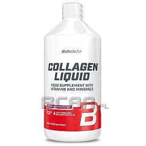 BioTech Collagen Liquid 1000ml 1/1