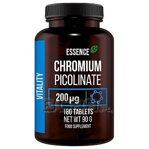 Essence Nutrition Chromium Picolinate 180tab. 1/1