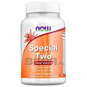 Now Foods Special Two 180tab. [promocja] 1/1