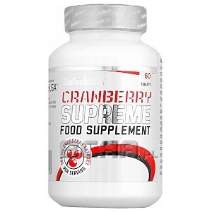 BioTech USA Cranberry Supreme 60tab. 1/1