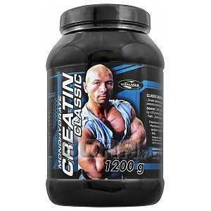 Vitalmax Classic Creatin Monohydrate 80mesh 1200g 1/2