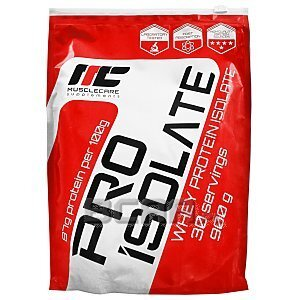 Muscle Care Pro Isolate 900g 1/2