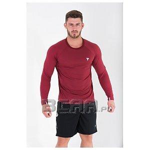 Trec Wear CoolTrec Long Sleeve 014 Maroon 1/4