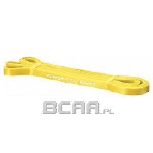 4FIZJO Taśma Power Band Żółta 8mm 1/2