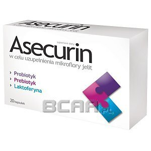 Asecurin  20kaps. 1/1