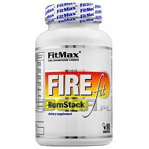 Fitmax Fire Fit 90kaps. 1/1