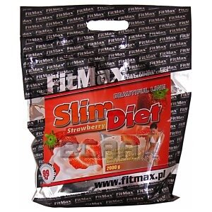 Fitmax Slim Diet 2000g [promocja] 1/1