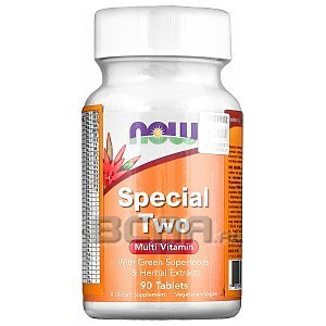 Now Foods Special Two 90tab. [promocja] 1/1