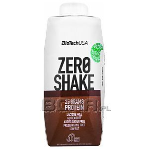 BioTech USA Zero Shake 330ml 1/2