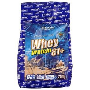 Fitmax Whey Protein 81+ 750g 1/1
