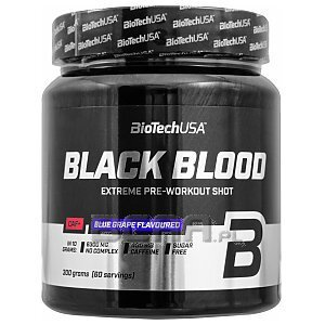 BioTech USA Black Blood CAF+ 300g 1/3