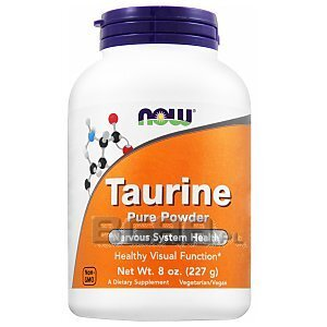 Now Foods Taurine Powder 227g 1/2