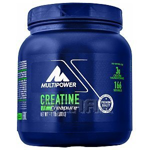Multipower Creatine Kreatyna 500g 1/1