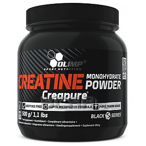 Olimp Creatine Monohydrate Powder Creapure 500g 1/1
