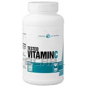 Tested Nutrition Tested Vitamin C 100tab. 1/1