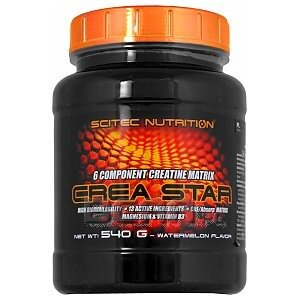 Scitec Crea Star 540g 1/1