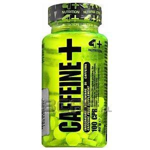 4+ Nutrition Caffeine+ 100tab. 1/2