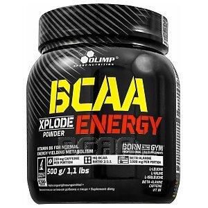 Olimp BCAA Xplode Energy Powder 500g 1/2