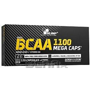 Olimp BCAA 1100 Mega Caps 120kaps. [promocja] 1/1