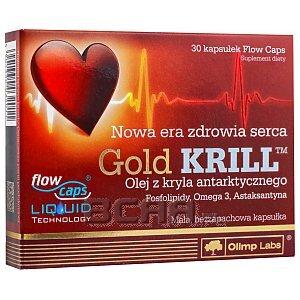 Olimp Gold Krill Omega 3 30kaps. 1/1