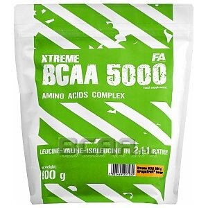 Fitness Authority Xtreme BCAA 5000 800g [promocja] 1/1
