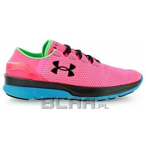 Under Armour Buty Damskie Speedform Turbulence 1289791-963 jasnoróżowy 1/6