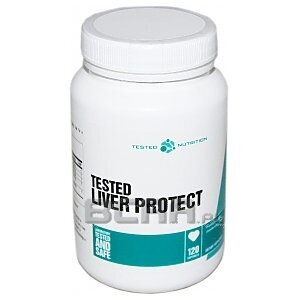 Tested Nutrition Tested Liver Protect 120kaps. Wyprzedaż! 1/1