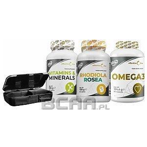 Zestaw 6Pak Nutrition Effective Line [promocja] 1/5
