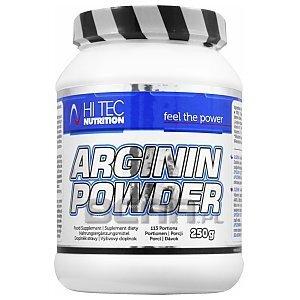 Hi Tec Arginin Powder 250g 1/2