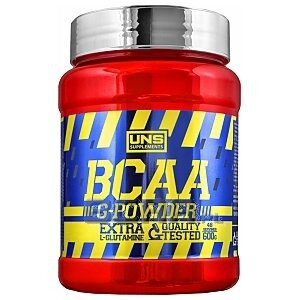 UNS BCAA G-Powder 600g 1/1