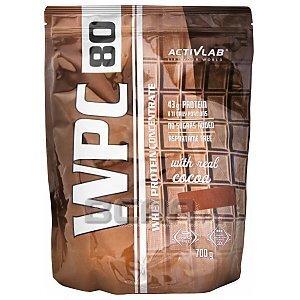 Activlab WPC 80 Standard smaki czekoladowe 700g [promocja] 1/2
