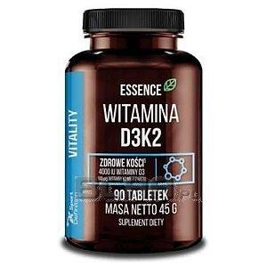 Essence Nutrition Vitamin D3 K2 90tab. 1/2