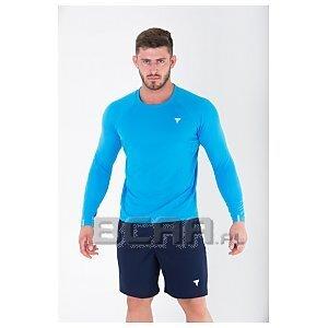 Trec Wear CoolTrec Long Sleeve 019 Blue 1/4