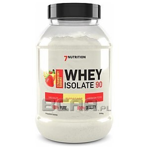 7Nutrition Whey Isolate 90 2000g 1/1