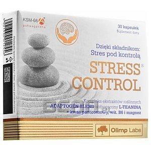 Olimp Stress Control 30kaps. 1/1