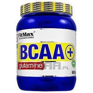 Fitmax BCAA + Glutamine 600g [promocja] 1/2